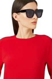 Black Berry Sunglasses by CHiMi Eyewear