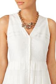 Belleville Necklace by Lulu Frost