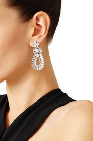 Clearly Earrings by Ben-Amun
