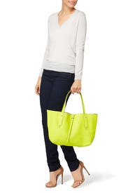 Citrus Small Isabella Tote by Annabel Ingall