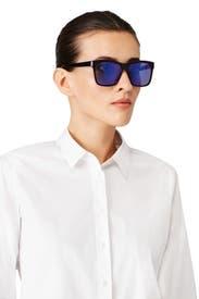 Purple Park Sunglasses by Elizabeth and James Accessories