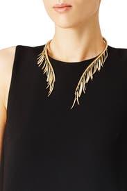Prickle Collar by Eddie Borgo
