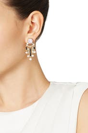 Clink of Ice Fringe Earrings by kate spade new york accessories