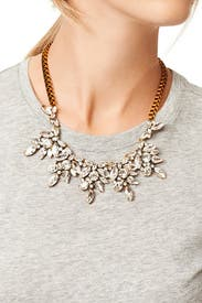 Dripping Arbor Necklace by Slate & Willow Accessories
