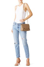 Beige Polina Crossbody by See by Chloe Accessories