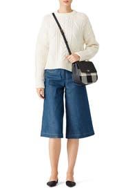 Cameron Street Plaid Byrdie Bag by kate spade new york accessories