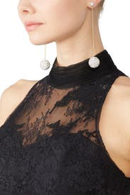 Razzle Dazzle Linear Earrings by kate spade new york accessories
