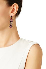Georgia Earrings by Anton Heunis