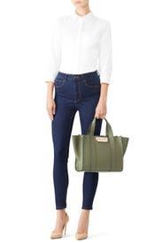Moss Eartha Iconic Shopper by ZAC Zac Posen Handbags