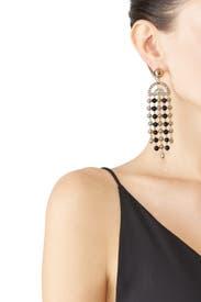 Tela Statement Earrings by Lulu Frost