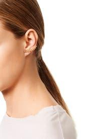 Deco Ear Cuff by Jules Smith