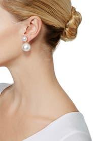 In Reverse Earrings by Kenneth Jay Lane