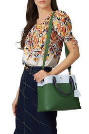 Robinson Colorblock Tote by Tory Burch Accessories