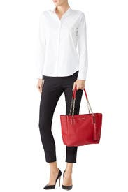 Red Vivian Tote by kate spade new york accessories