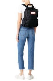 Original Nylon Backpack by Hunter Handbags