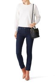 Black Zina Bag by Cleobella Handbags