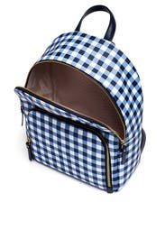 Gingham Hartley Backpack by kate spade new york accessories