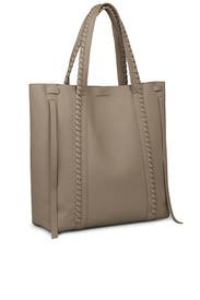 Grey Ray North South Tote by AllSaints