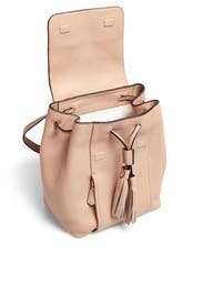 Sand McGraw Backpack by Tory Burch Accessories