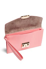 Rosa Metropolis Envelope Clutch by Furla