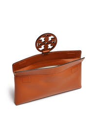Cuoio Miller Clutch by Tory Burch Accessories