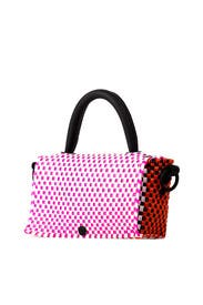 Red And White Mini Bag by Truss