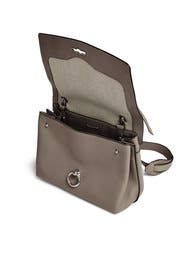Grey Jean Satchel by Rebecca Minkoff Accessories