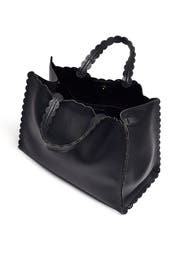 Onyx Merletto L Tote by Furla