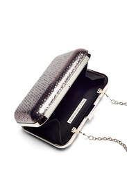 Iridescent Juliana Minaudiere by Inge Christopher
