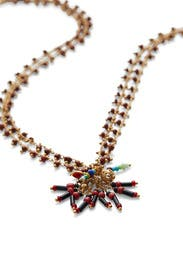 Gipsette Necklace by Gas Bijoux