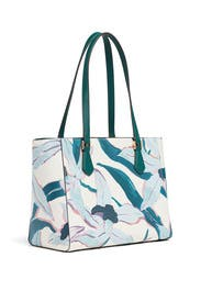 Desert Bloom Robinson Small Tote by Tory Burch Accessories
