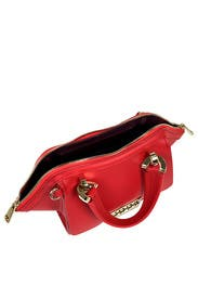 Red Eartha Iconic Bag by ZAC Zac Posen Handbags