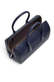 Navy Youkali Satchel by Nina Ricci Accessories