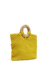 Lemon Reed Tote by Cleobella Handbags