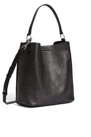 Grey Voltaire Small NS Tote by AllSaints