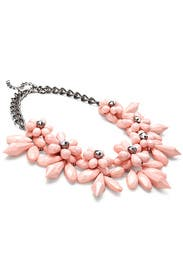 Pink Confection Necklace by Slate & Willow Accessories