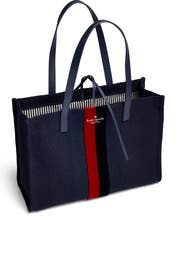 Navy Mega Sam Tote by kate spade new york accessories