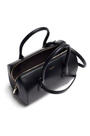 Small Black Youkali Satchel by Nina Ricci Accessories