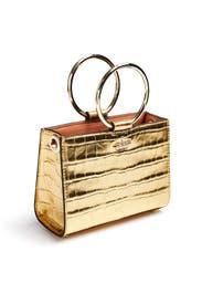 Warm Gold Mini Sam Bag by kate spade new york accessories