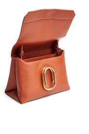 Cognac Alix Mini Top Handle Satchel by 3.1 Phillip Lim Accessories