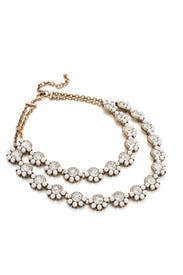 Double Strand Necklace by Slate & Willow Accessories