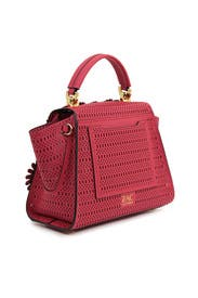 Chili Pepper Eartha Soft Top Handle Bag by ZAC Zac Posen Handbags