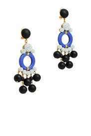 Boulevard Earrings by Lele Sadoughi