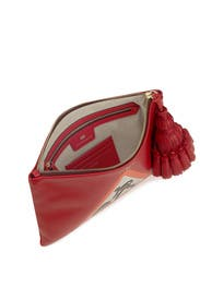 Georgiana Men at Work Clutch by Anya Hindmarch