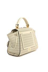 Floral Eartha Medium Soft Top Handle Bag by ZAC Zac Posen Handbags