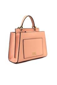 Bellini Earthette Double Compartment Satchel by ZAC Zac Posen Handbags