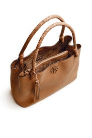 Saddle Taylor Tote by Tory Burch Accessories