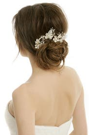Budding Romance Comb by RTR Bridal Accessories