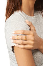 Isla Ring Set by Gorjana Accessories